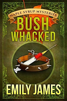Bushwhacked, by Emily James