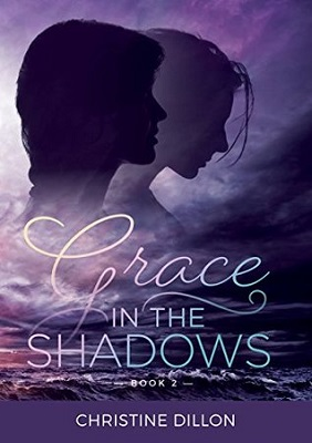 Grace in the Shadows, by Christine Dillon | Christian fiction, Australia, Bible storytelling, cancer, family