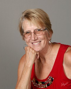 Author Carol McClain