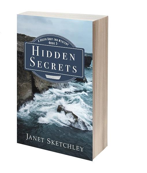 Book cover: Hidden Secrets