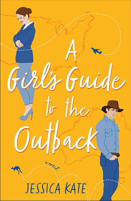 Book Cover: A girl's Guide to the Outback, a novel by Jessica Kate
