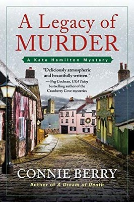 A Legacy of Murder, by Connie Berry