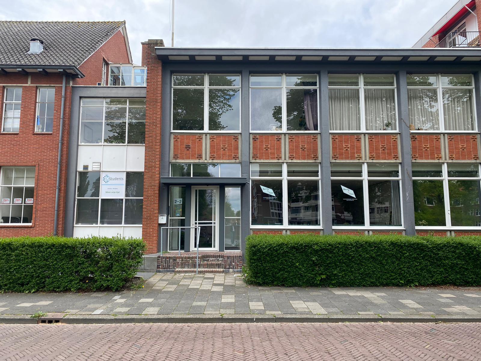 Gorechtkade 2 Groningen - Buitenkant Gebouw