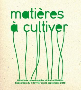 Matières à cultiver, St-Etienne, 2010