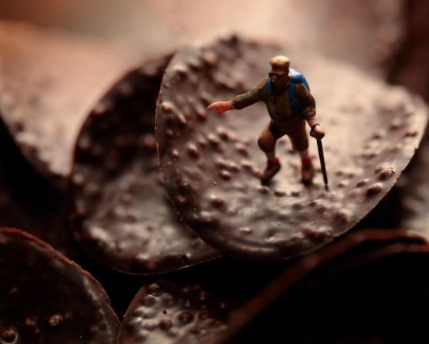 Hiking the dark chocolate hills