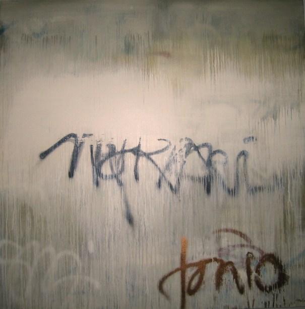 Milano Mirari painting by Janet Towbin
