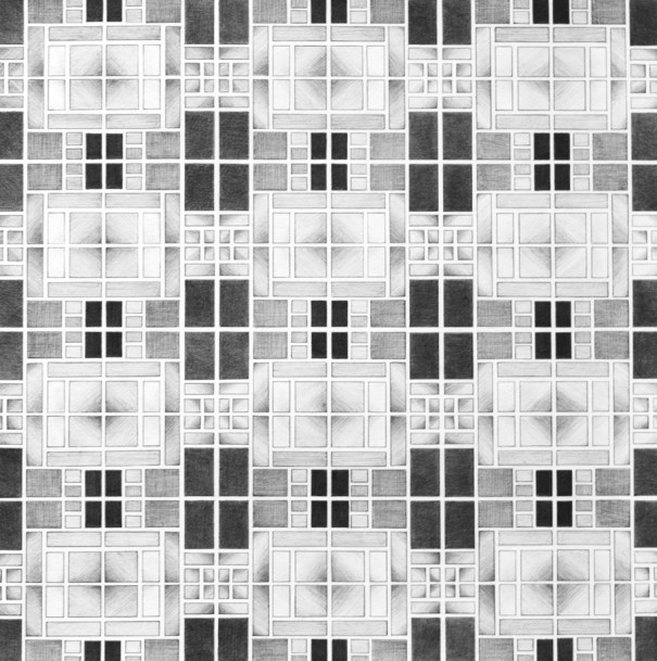 Mirrored Grid