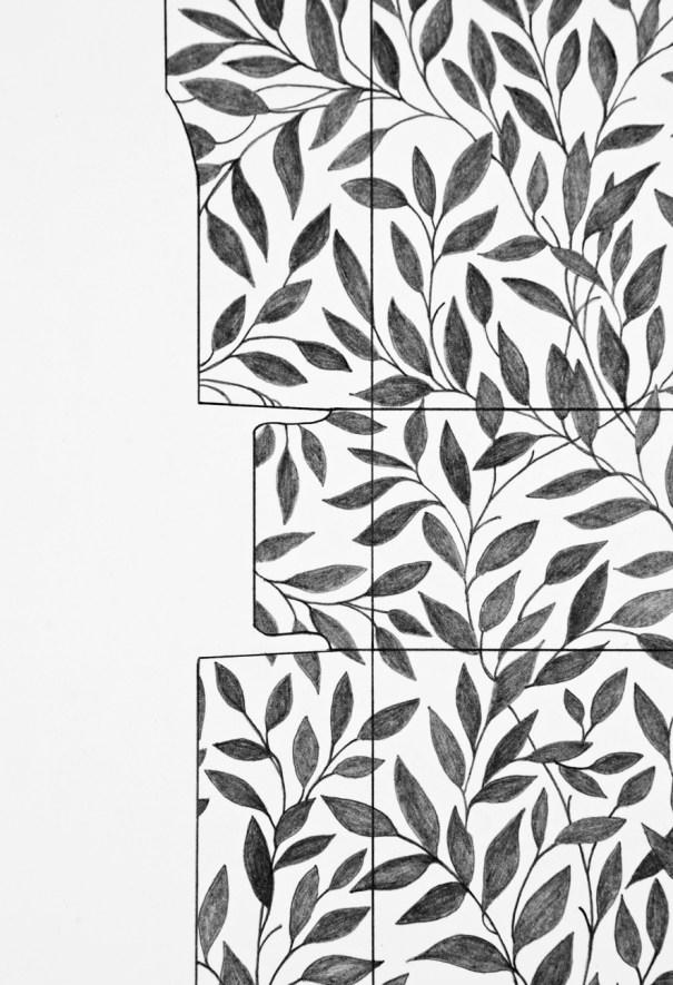 William Morris Wheaties, detail