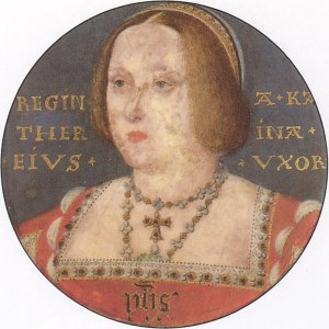 April 9, 1533 - A deputation informed Catherine of Aragon of her new title. She never accepted it. Read about it on www.janetwertman.com