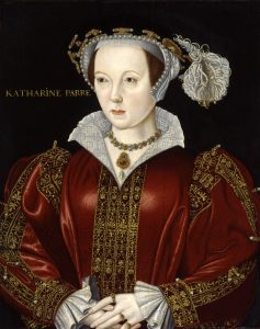 March 2, 1543: Lord Latimer dies, leaving Katherine Parr a rich widow. Thomas Seymour came running, but Henry VIII pushed him aside. Read about it on www.janetwertman.com