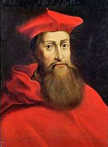 July 15, 1536 - Reginald Pole Refuses to Return to England, proving that it was possible to defy Henry VIII - as long as you were out of his reach. Read more on www.janetwertman.com