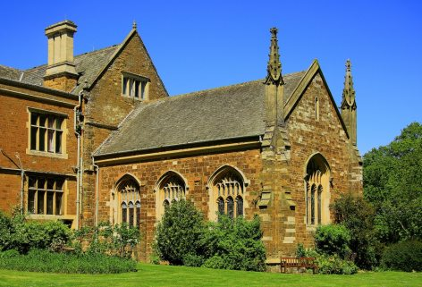 Launde Abbey Chapel