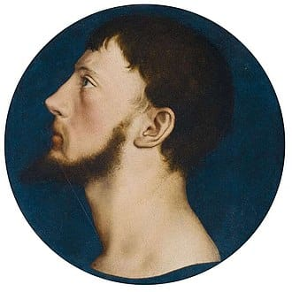 Thomas Wyatt the Younger, by Holbein