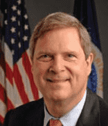 U.S. Secretary of Agriculture Tom Vilsack is ultimately responsible for the torture of thousands of farm animals on his watch.