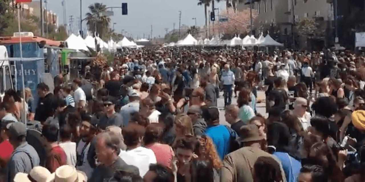 LA's Vegan Street Fair is the New Woodstock!