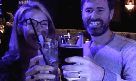 Mr & Mrs Vegan's never-ending party… Vegan Drinks!