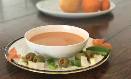 Madrid Actress Teaches Us Authentic Gazpacho!