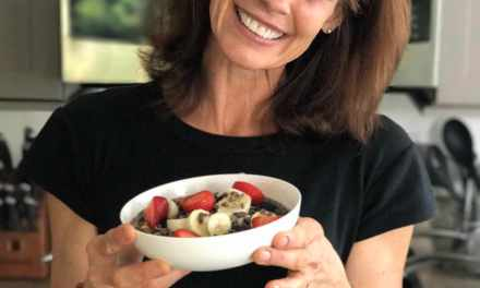 Actress Alexandra Paul's Astounding Acai