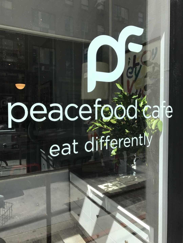 LBL JVM Peacefood Cafe Storefront 6:26:17