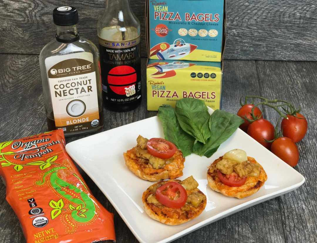 LBL Rachel Sloan Pizza Bagel Ingredients 6:1:17