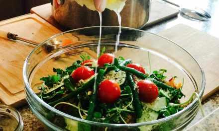 Dr Reese Halter's Sensational Summer Salad