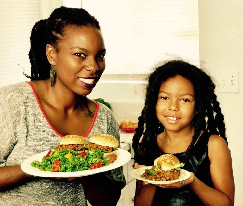 LBL Kawani Brown with Daughter 6:30:17