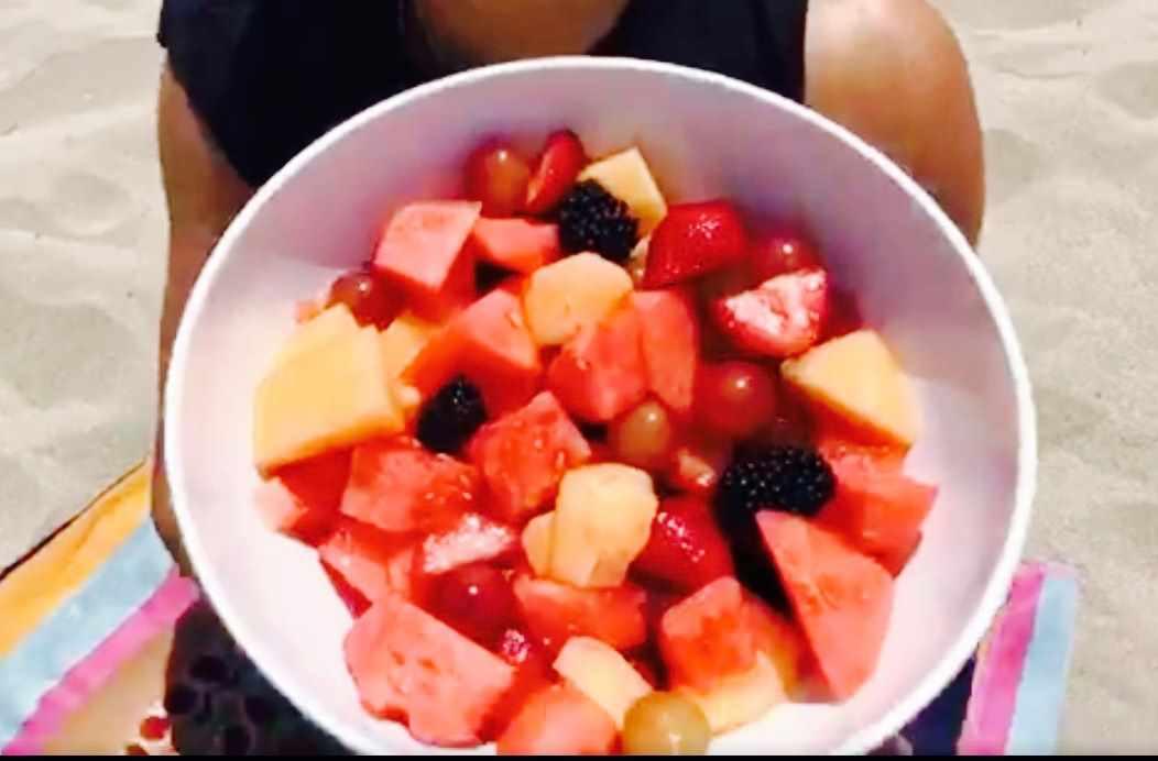 LBL Snark & Jane 7:4:17 Fruit Salad