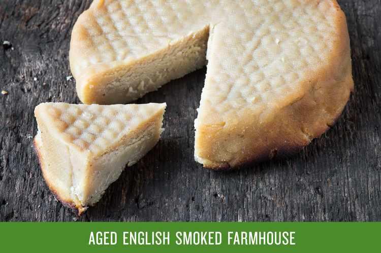 Miyoko's Aged English Smoked Farmhouse