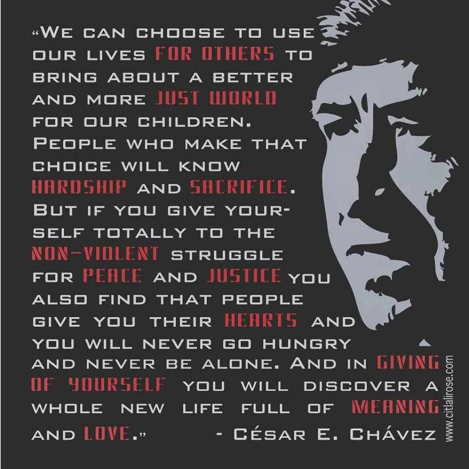 Cesar E Chavez
