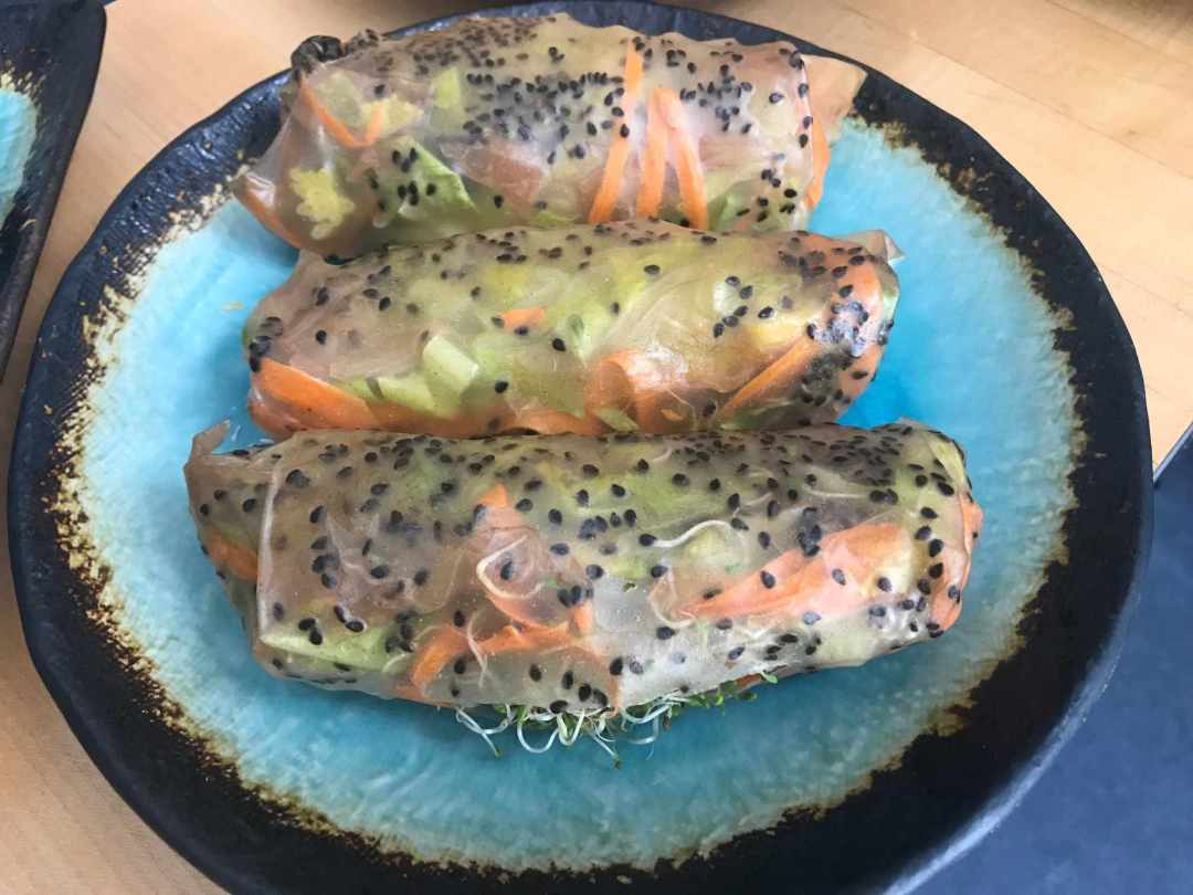 LBL Tonya Kay Thai Fresh Wraps