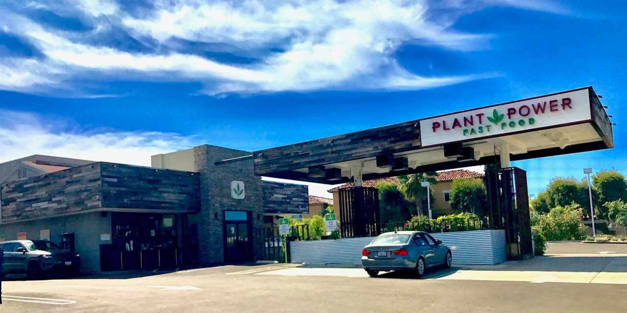 Plant Power Fast Food in Encinitas & San Diego, CA