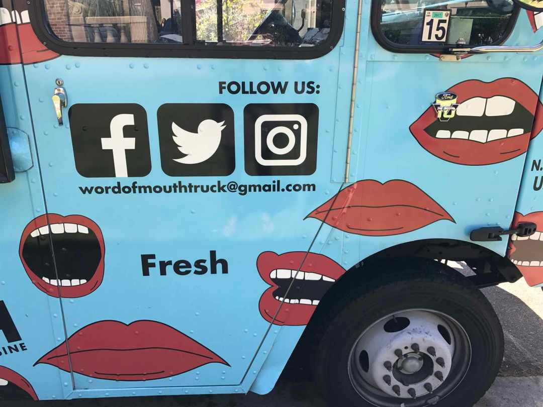 Word of Mouth Social Media Contact Info