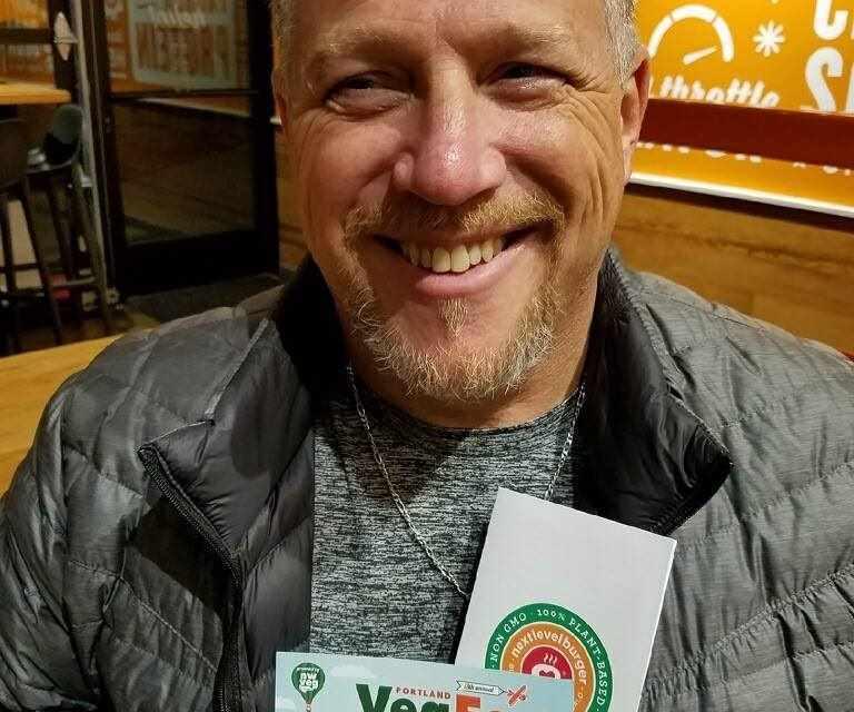 'Regular Guy' Goes 'Veganish' For Love!