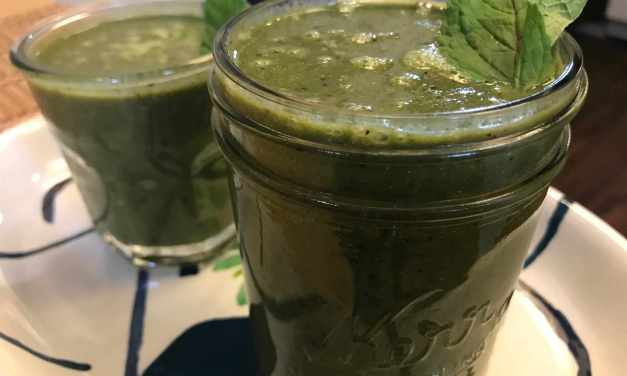 Genius Green Juice from Consciously!