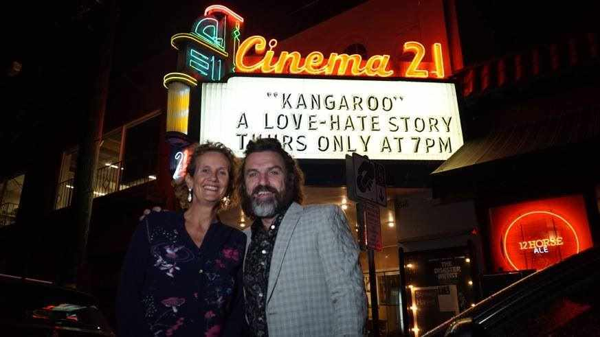 'Kangaroo' Hops Into Theaters Across the U.S.!