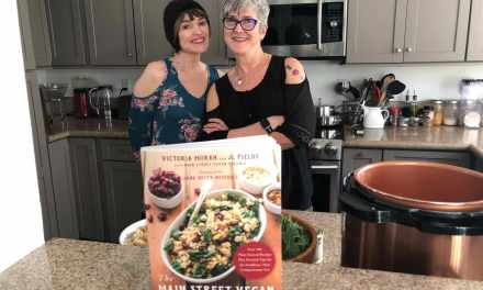Main Street Vegan Academy Cookbook!