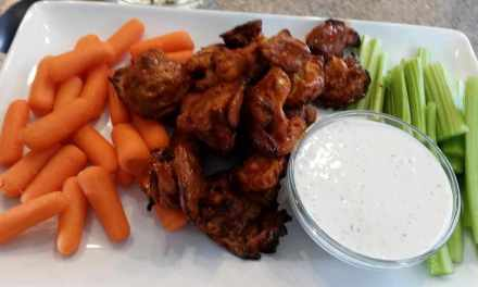 Learn How To Make NARD's Signature Buffalo Cauliflower Bites!