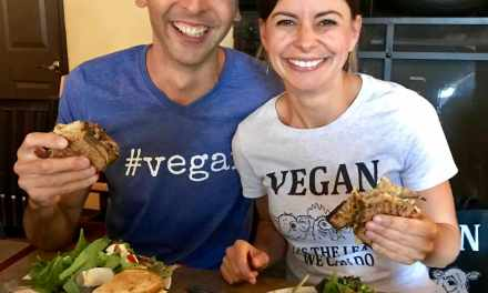 Fabulous Fun In Portland With That Vegan Couple!