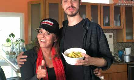 Vegan Advocate Earthling Ed Cooks Up Compassion & People Round the World Cheer!