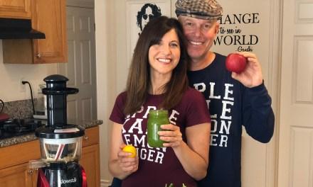 """Rewind"" the Clock and Improve Your Health with Juice Guru!"