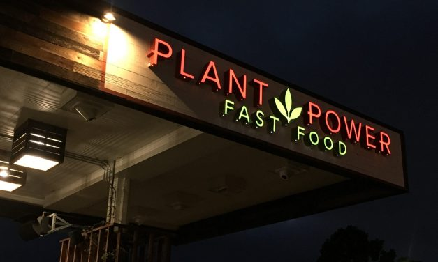 Plant Power Fast Food: Come try their Big Zac!