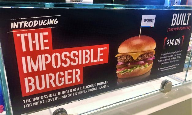 Plant-Based Burgers on the Fly at LAX??
