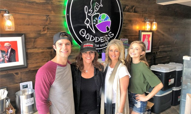 Spectacular Soup and More at The Soup Goddess!