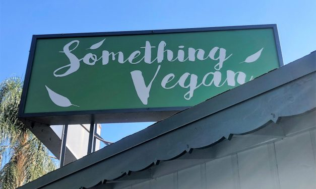 "Is There ""Something Vegan"" at This Restaurant??"