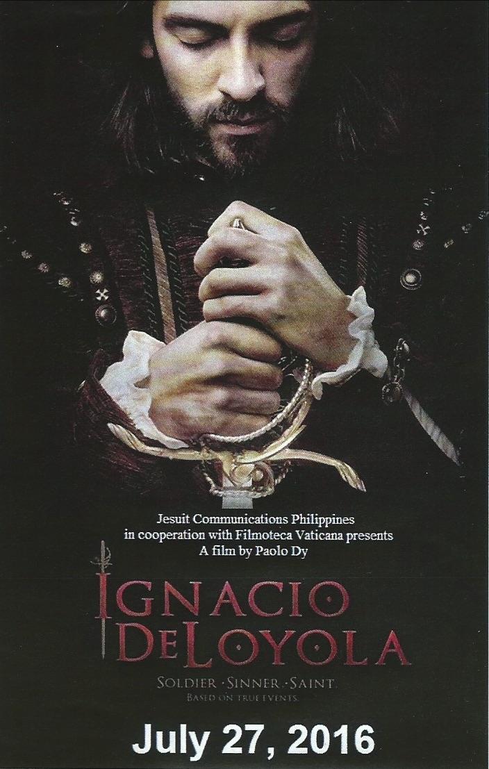 Watch Ignacio de Loyola: A beautiful Filipino-produced film