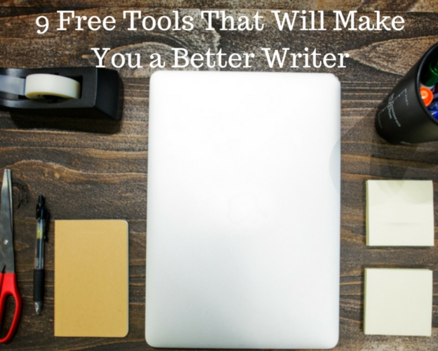 9 free tools that will make you a better writerA