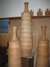 Another potter in Margarites made these huge vessels, some about 10 feet high.