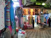 Chefchaouen market