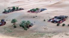 Our desert camp, Erg Chebbi.