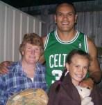 Auntie Anne, Billy & Dante